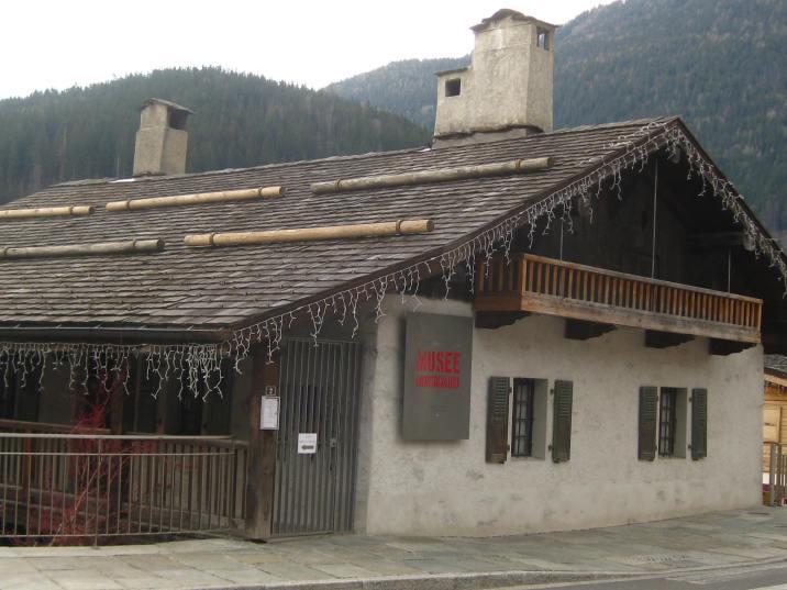 Le Musée Montagnard aux Houches© montblancfamilyfun.com