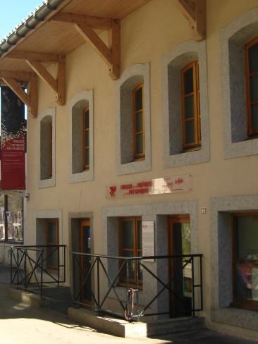 La Maison de la Mémoire et du Patrimoine Janny Couttet à Chamonix © montblancfamilyfun