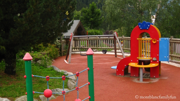 Chamonix Parc d'Attractions Playground