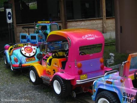 Chamonix Parc d'Attractions playground© montblancfamilyfun.com