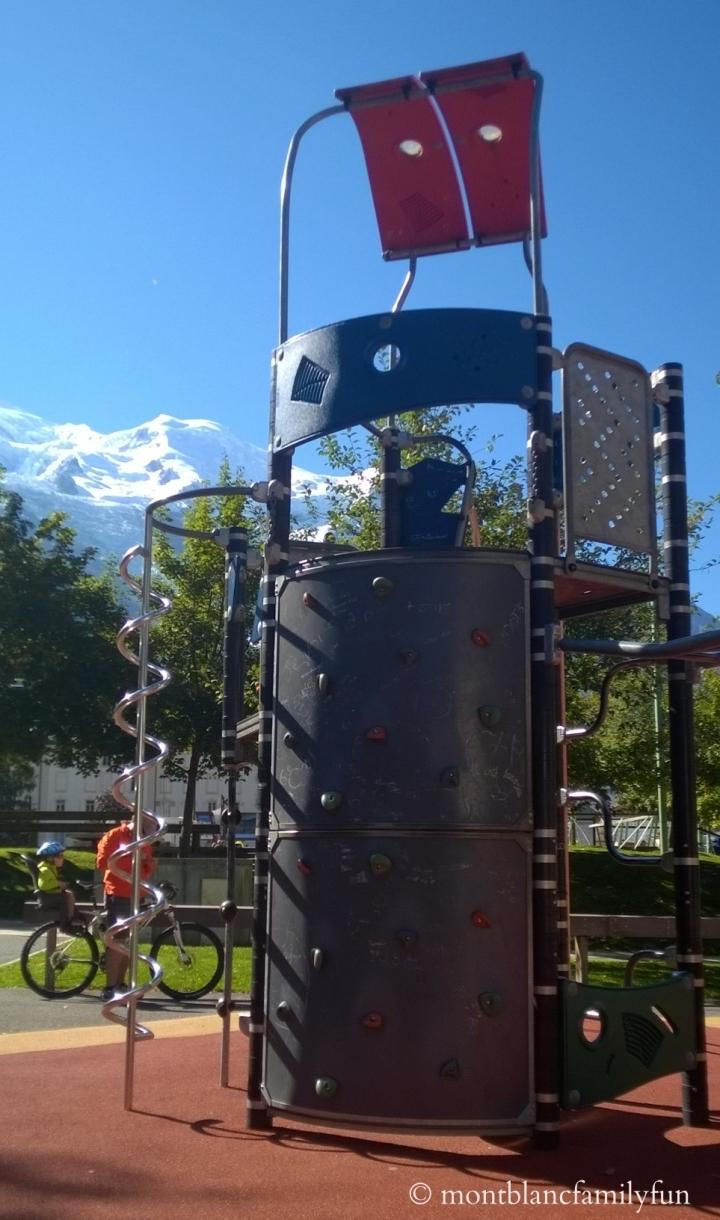 Chamonix Playground