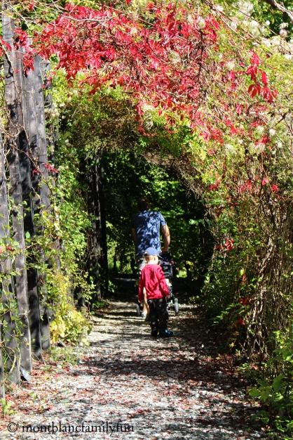 Jardin des Cimes - Porte des Ombres © montblancfamilyfun