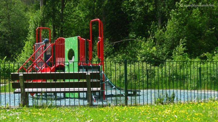 Les Praz Playground