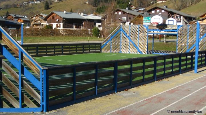 Base de Loisirs des Belles - multi-sport pitch