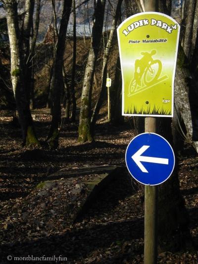 Base de Loisirs des Belles - Ludopark © montblancfamilyfun