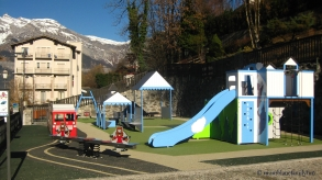 Saint-Gervais-les-Bains' Jardin du Mont-Blanc© montblancfamilyfun.com