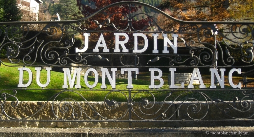 Jardin Mont-Blanc Saint-Gervais © montblancfamilyfun