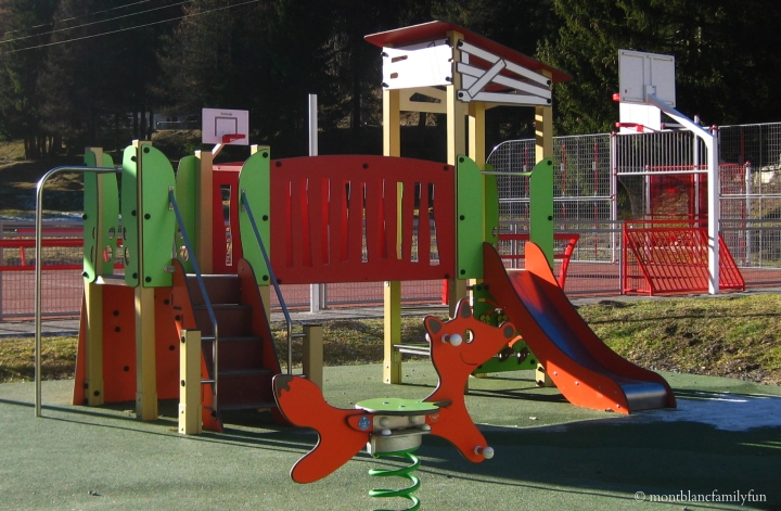 Vallorcine Playground
