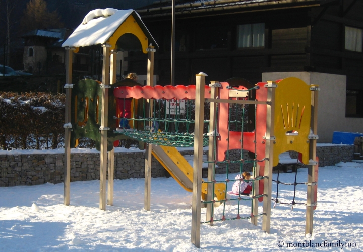 Les Chavants playground