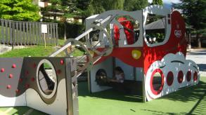 Playground Saint-Gervais© montblancfamilyfun.com