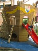 Eaux Vives playground © montblancfamilyfun.com