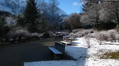 Japanese Gardens Chamonix © montblancfamilyfun