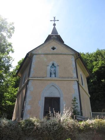 la Chapelle de l'Immaculée© Sallanches Tourisme