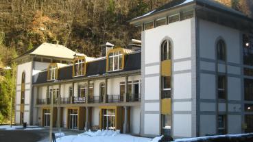 Les Thermes Saint-Gervais Mont-Blanc © montblancfamilyfun.com