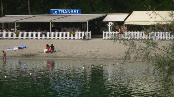 Le Transat Lac des Ilettes © montblancfamilyfun.com