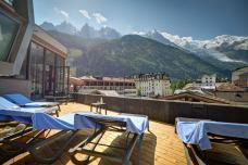 © Alpina Eclectic Hotel Chamonix