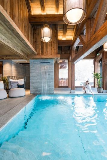 © Armancette - Hôtel, Chalets & Spa