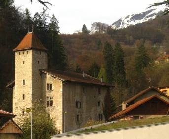 Château des Rubins - Observatoire des Alpes © montblancfamilyfun.com