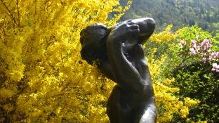 La Fondation Pierre Gianadda - sculpture garden © montblancfamilyfun.com