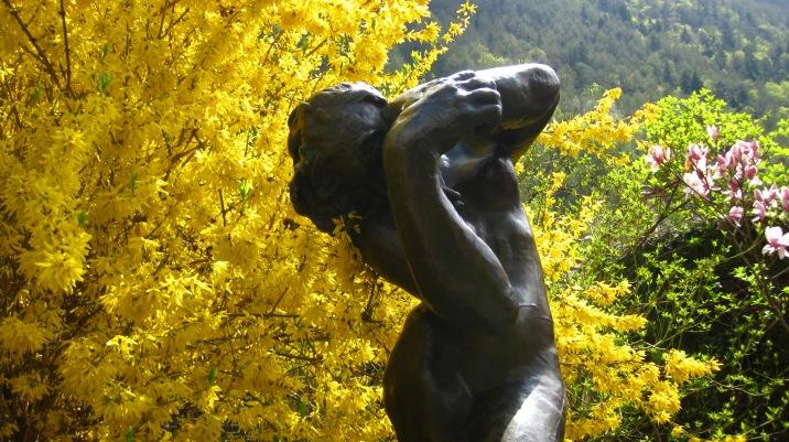 La Fondation Pierre Gianadda - sculpture garden © montblancfamilyfun
