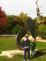 Botanical Gardens Geneva © montblancfamilyfun.com