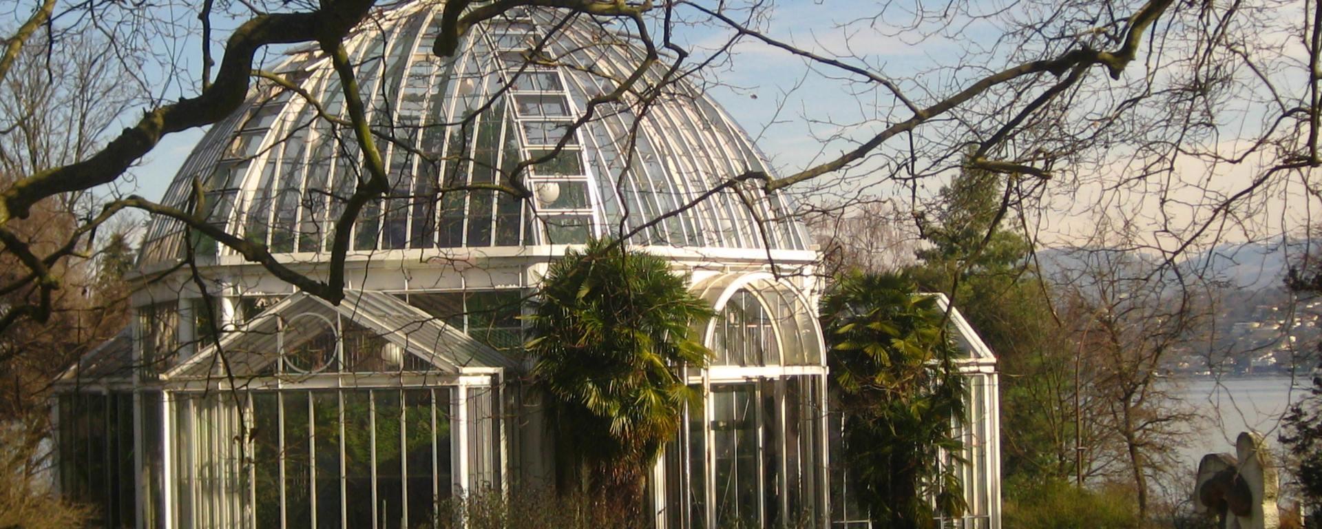 Geneva\'s Botanical Gardens – Mont Blanc Family Fun