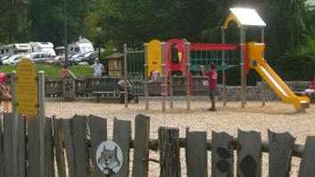 Les Chavants playground © montblancfamilyfun.com
