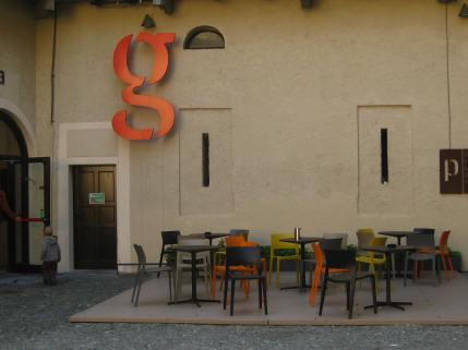 Caffetteria di Gola © montblancfamilyfun.com