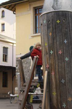 Playground at MEG © montblancfamilyfun.com