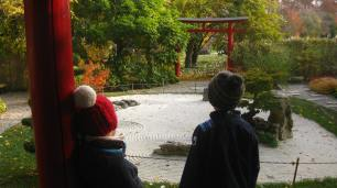 Japanese Gardens montblancfamilyfun.com