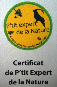 Les P'tits Experts de la Nature © montblancfamilyfun