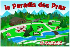 Le Paradis des Praz© Le Paradis des Praz