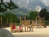Lac de Passy - new playground © montblancfamilyfun.com