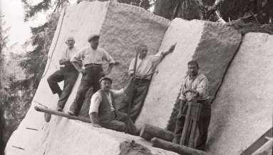 « Sur les traces des Graniteurs » in Combloux © combloux.com