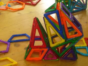 Terre de Jeux at « Les Enfants d'Abord » in Sallanches © montblancfamilyfun.com