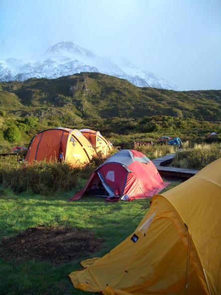 Torres del Paine (Chile) camping © montblancfamilyfun.com