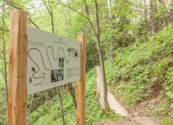 Le Sentier Nature du Calvaire © Savoie Tourisme