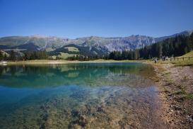 Lac Javen © megeve.com