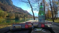 Lacs des Ilettes - sushi picnic © montblancfamilyfum.com
