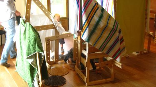 La Maison de la Créativité © montblancfamilyfun.com