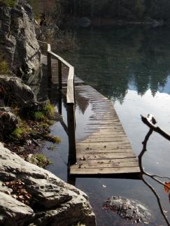 Autumn at Lac Vert © montblancfamilyfun.com