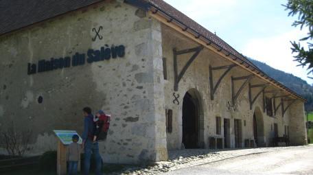La Maison du Salève © montblancfamilyfun.com