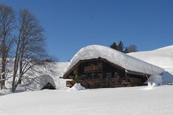 Refuge de Tornieux © Savoie Mont-Blanc