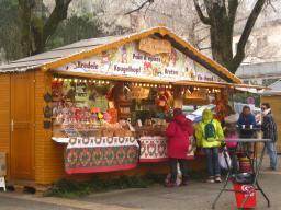 Village de Noel à Sallanches © montblancfamilyfun