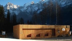 La Guinguette, Lac des Chavant in Les Houches © montblancfamilyfun.com