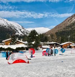 © Les Chosalets Domaine de Ski