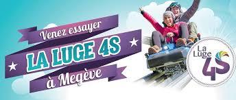 Luge 4S Megève © Megève Tourisme