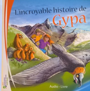 L'incroyable histoire de Gypa © Asters
