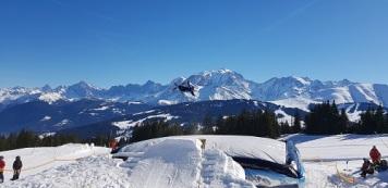 Big Air Bag (Jaillet) © Les Portes du Mont Blanc