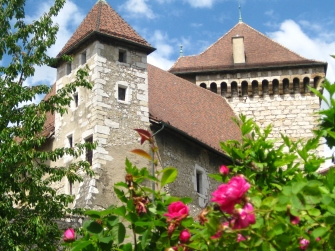 Chateau d'Annecy © montblancfamilyfun